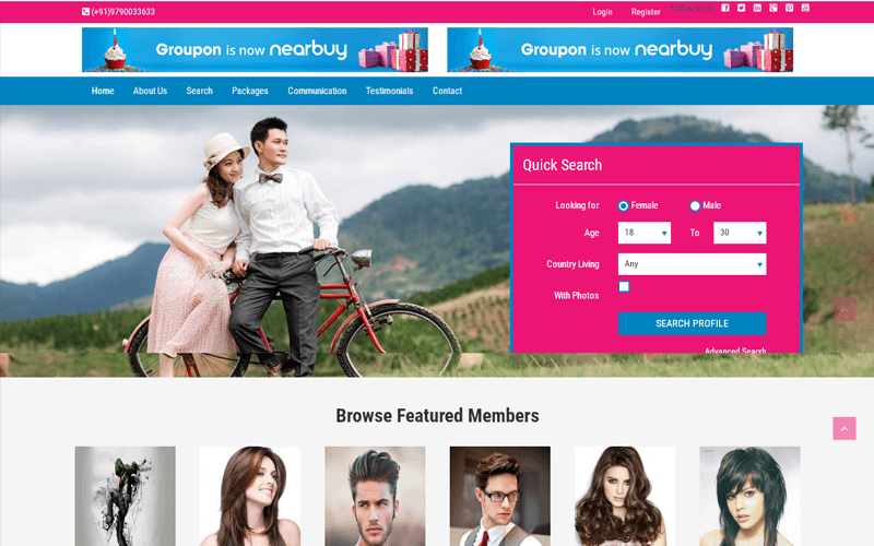 Free dating dna network